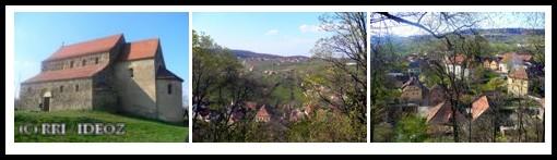 Cisnadioara, village saxon et église fortifiée de Transylvanie (Tourisme Roumanie) 2