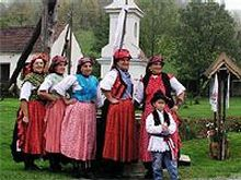 Folklore croatie stara kapela