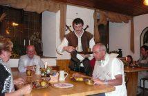 Gasthof Krone Füssen: bon restaurant médiéval à Fuessen (Neuschwanstein) 6