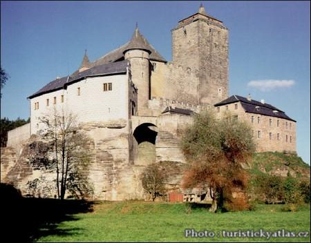 Kost chateau boheme