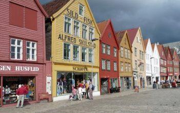Voyage en Norvège en été : de Bergen au Lofoten et au Cap Nord 1