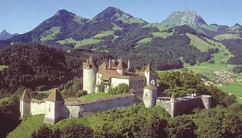 chateau gruyere suisse