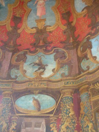 Chateau Hellbrunn Octogone (salzbourg)