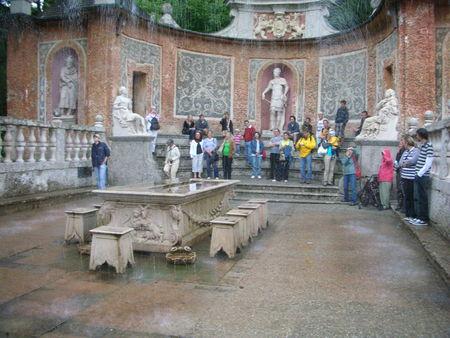 chateau hellbrunn (salzbourg) visite guidée