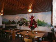 gashof Krone Fuessen - décoration médiévale