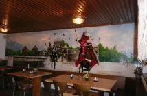 Gasthof Krone Füssen: bon restaurant médiéval à Fuessen (Neuschwanstein) 7