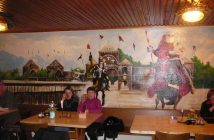 Gasthof Krone Füssen: bon restaurant médiéval à Fuessen (Neuschwanstein) 5
