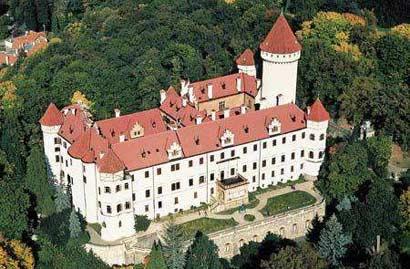 konopiste Chateau boheme