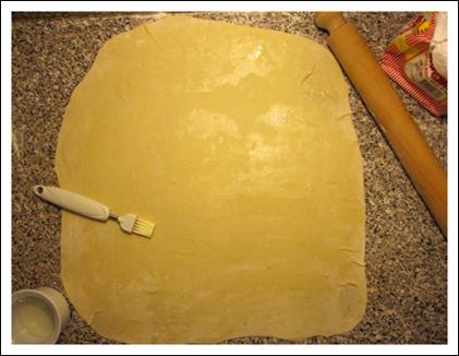 pate strukli au fromage