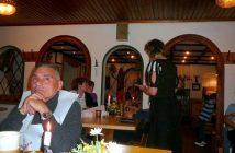 Gasthof Krone Füssen: bon restaurant médiéval à Fuessen (Neuschwanstein) 4