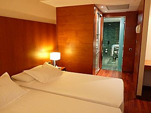 Barcelone Hotel Acevi Villarroel chambre
