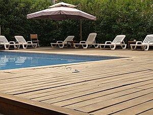 Barcelone Hotel Acevi Villarroel piscine