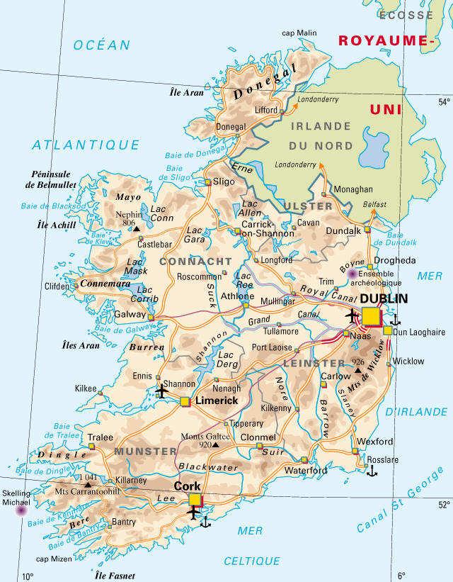Vacances en Irlande ou en Corse : quelle destination choisir? Que voir et faire? 4