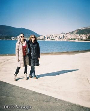 Montenegro vue mer