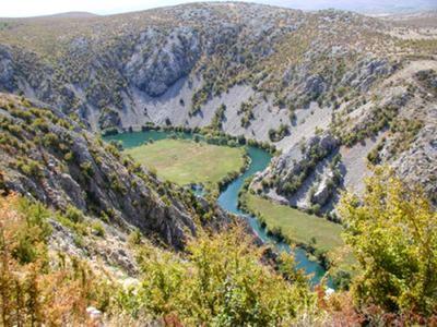 Parc velebit croatie