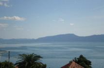 Studio podaca vue sur l'Adriatique