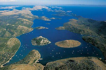 telascica croatie parc naturel