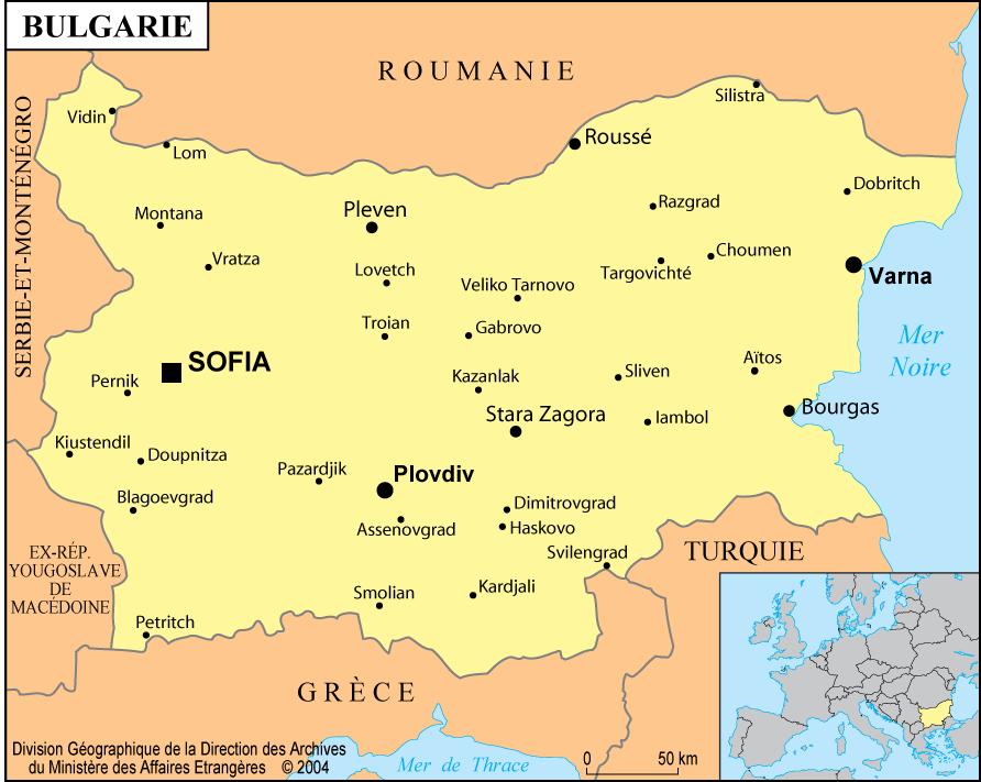 Circuit de 7 à 10 jours en Bulgarie : quels sites à ne pas manquer? 1