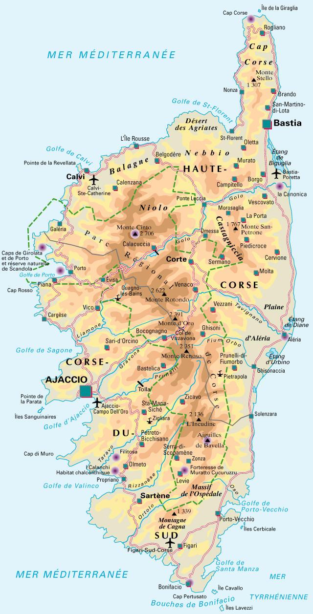 Vacances En Irlande Ou En Corse Quelle Destination