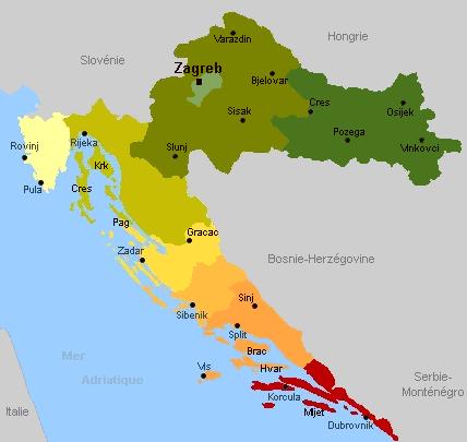 Preparez Au Mieux Votre Voyage En Croatie