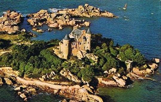 Château de Costaeres