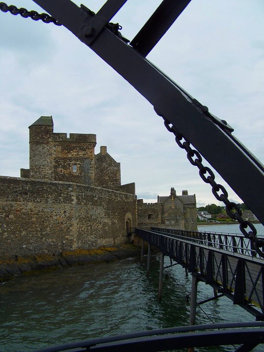 chateau mystere 5 Blackness Castle (Ecosse)