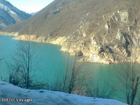 Lac Piva (Pivsko Jezero)