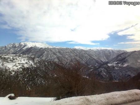 Montagnes du Montenegro