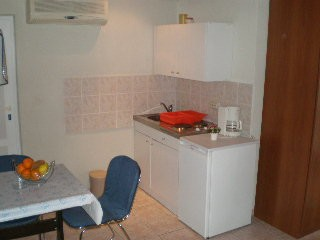 Coin cuisine studio Podaca (Dalmatie)