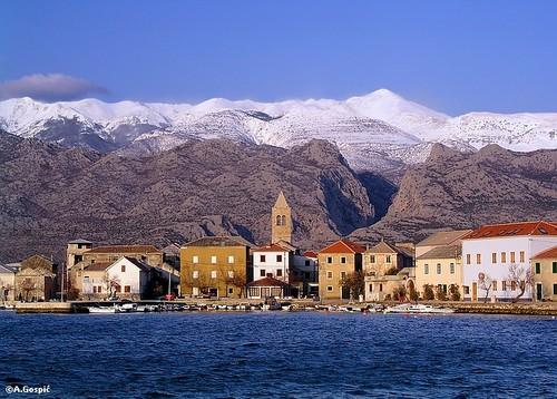velebit nord croatie