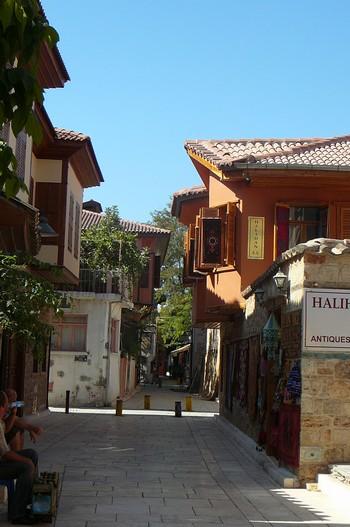 Antalya, la perle de la riviera turque méditerranéenne 37
