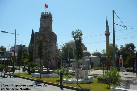 Antalya, la perle de la riviera turque méditerranéenne 11