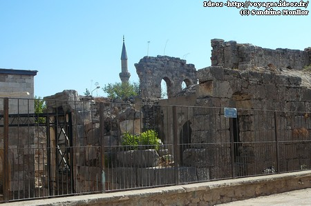 Antalya, la perle de la riviera turque méditerranéenne 39