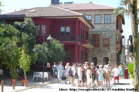Antalya, la perle de la riviera turque méditerranéenne 45