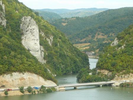 Djerdap parc national serbie danube portes de fer