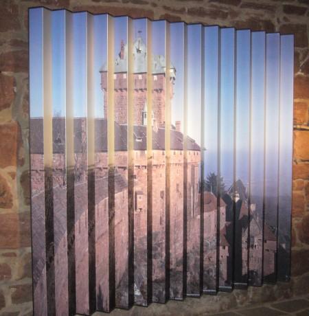 Haut Koenigsbourg : un château de montagne en Alsace 3