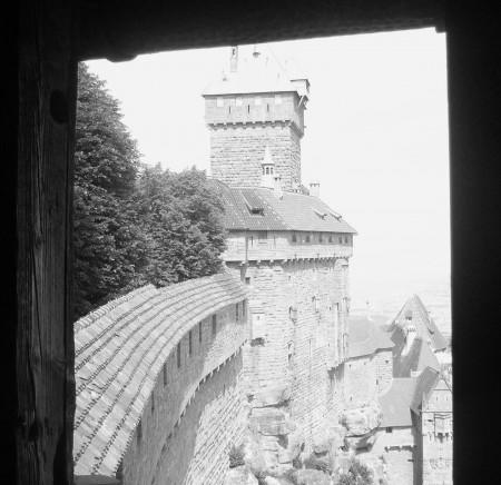 Haut Koenigsbourg : un château de montagne en Alsace 1