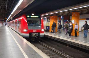 SBahn metro munich