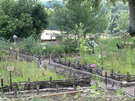 Saint Brisson, un lieu merveilleux dans le parc naturel du Morvan (Yonne) 1