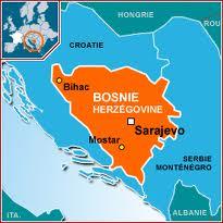bosnie carte