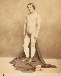 L'hermaphrodite de Nadar : L'ambigüité sexuelle au XIXe siècle 1