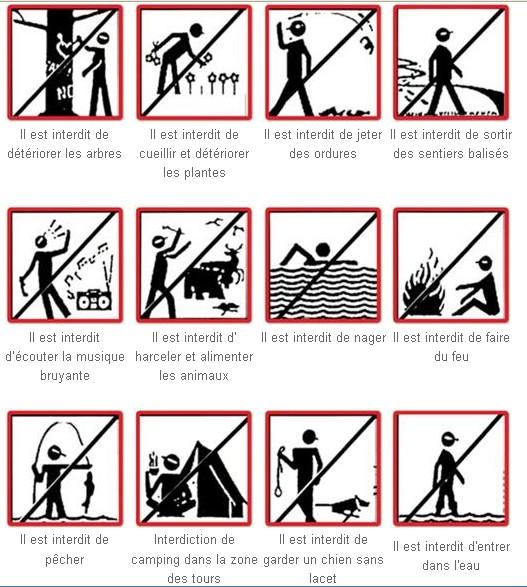 Comment visiter le parc de plitvice conseils pour for Reglementation chambre hote
