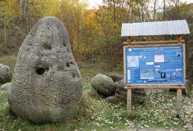 roumanie musée trovanţi  muzeul rovantilor