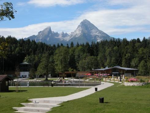 Alpes bischofwiesen Hotel Brennerbascht