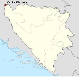 Velika Kladusa (Велика Кладуша) ; une forteresse en Bosnie aux portes de la Croatie 2