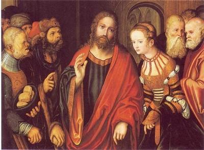 Exposition Cranach à la Pinacothèque de Munich 1