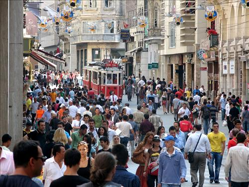 Istanbul et l'art de vivre stambouliote : faire bombance à la turque 2