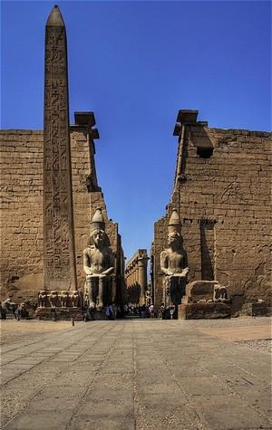 L'obélisque de la Concorde : bientôt de retour à Louxor (Haute Egypte)? 4