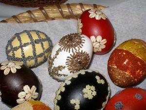 pisanki oeufs décorés pologne