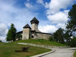 Velika Kladusa (Велика Кладуша) ; une forteresse en Bosnie aux portes de la Croatie 1